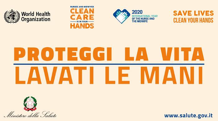 5 maggio: Giornata mondiale dell'igiene delle mani