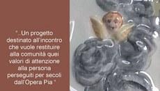 Domenica 14 gennaio 2018, alle ore 16.30 presso la Sala Teatro Polivalente del Comune di Borgo Tossignano le istituzioni hanno apposto una targa a ricordo dell'Opera Pia S. Maria di Tossignano.