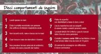 CORONAVIRUS - NUOVE DISPOSIZIONI PER L'ACCESSO AGLI UFFICI/SPORTELLI SOCIALI