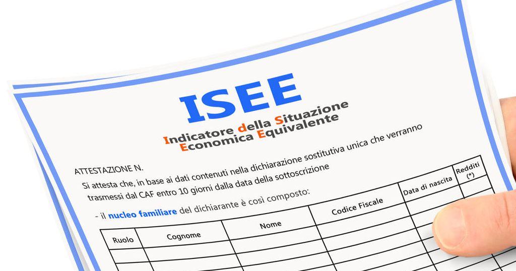 ISEE: modifica periodo di validità delle DSU