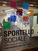 NUOVA MODALITA' DI ACCESSO AL SERVIZIO SOCIALE