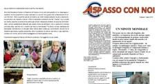 pubblicato il PRIMO NUMERO  del giornalino, redatto dagli operatori, delle strutture residenziali e semiresidenziali di ASP